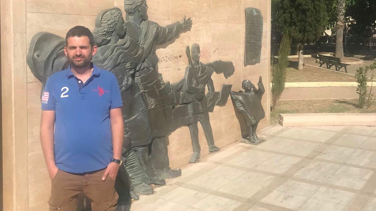 Ο Αντώνης του συνοικισμού υποψήφιος με τη Συμμαχία Πολιτών