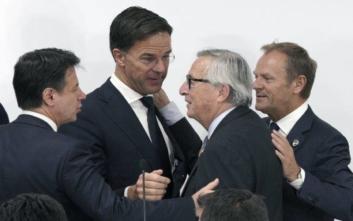 Κομισιόν: Οι υποψήφιοι για την θέση του Γιούνκερ και ποιος έχει το προβάδισμα