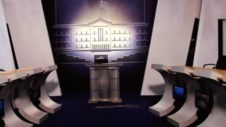 Σφοδρή αντιπαράθεση μετά το «ναυάγιο» του ντιμπέιτ των πολιτικών αρχηγών