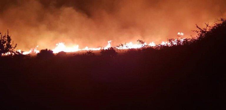 Πολύ υψηλός κίνδυνος πυρκαγιάς (κατηγορία κινδύνου 4) την Πέμπτη 27 Ιουνίου 2019