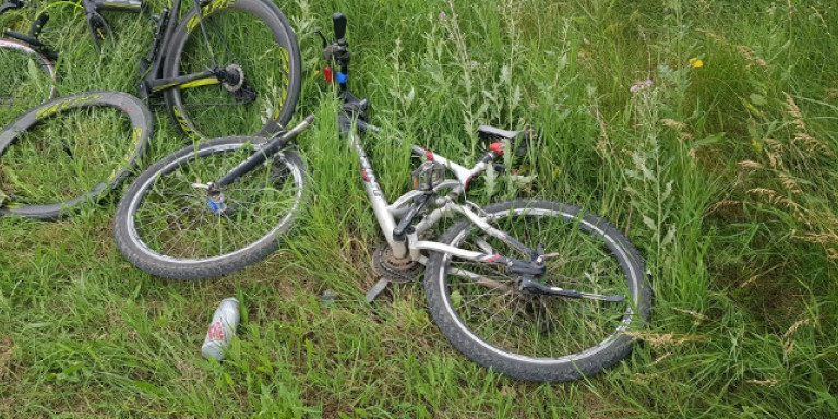 Τραγωδια στην Πτολεμαιδα-οδηγος θερισε 6 ποδηλατες