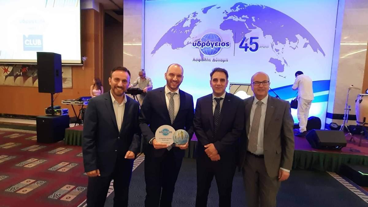 Ανακοίνωση της Pietrisinsurance για την κατάκτηση της κορυφής της ελληνικής ασφαλιστικής αγοράς