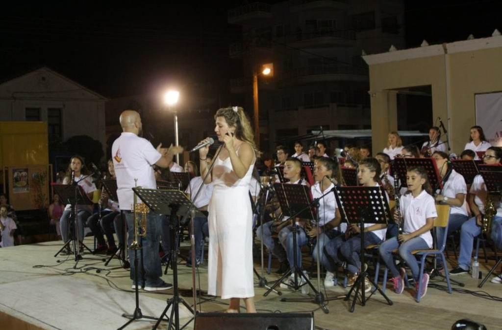 Με μεγάλη επιτυχία πραγματοποιήθηκε το 3ο Φεστιβάλ Φιλαρμονικών Δήμου Ξυλοκάστρου-Ευρωστίνης