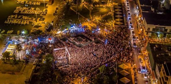 Λευκή Νύχτα στην Κόρινθο 30 Αυγούστου 2019
