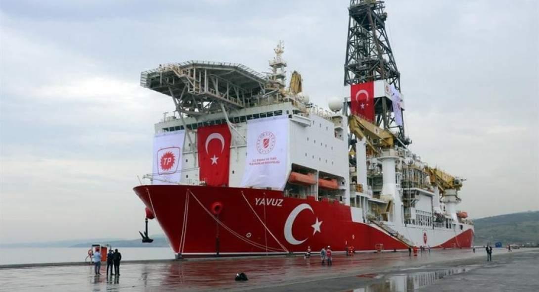 Αυστηρό μήνυμα ΗΠΑ προς Τουρκία: Απομακρύνετε το Γιαβούζ από την Κύπρο