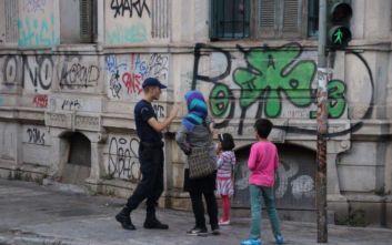 Σε συντονισμό με το Δήμο Αθηναίων η αστυνομική επιχείρηση στην Αχαρνών
