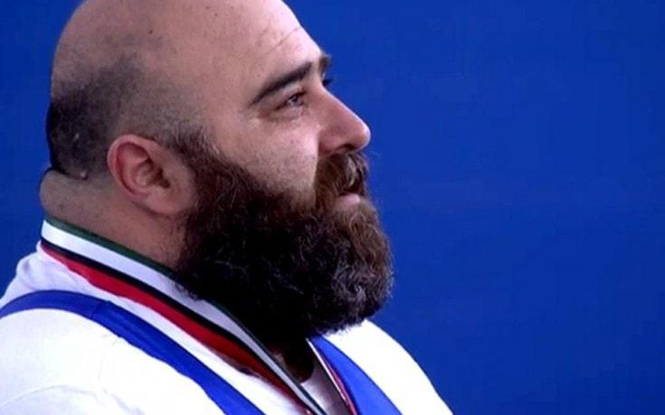 Μάμαλος: Δεν πουλάω τα μετάλλια μου