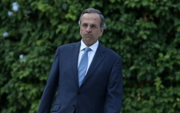 Novartis: Καταθέτει σήμερα ο πρώην πρωθυπουργός Αντώνης Σαμαράς