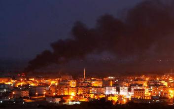 Ενωμένοι απέναντι στην τουρκική επίθεση δηλώνουν οι Σύροι