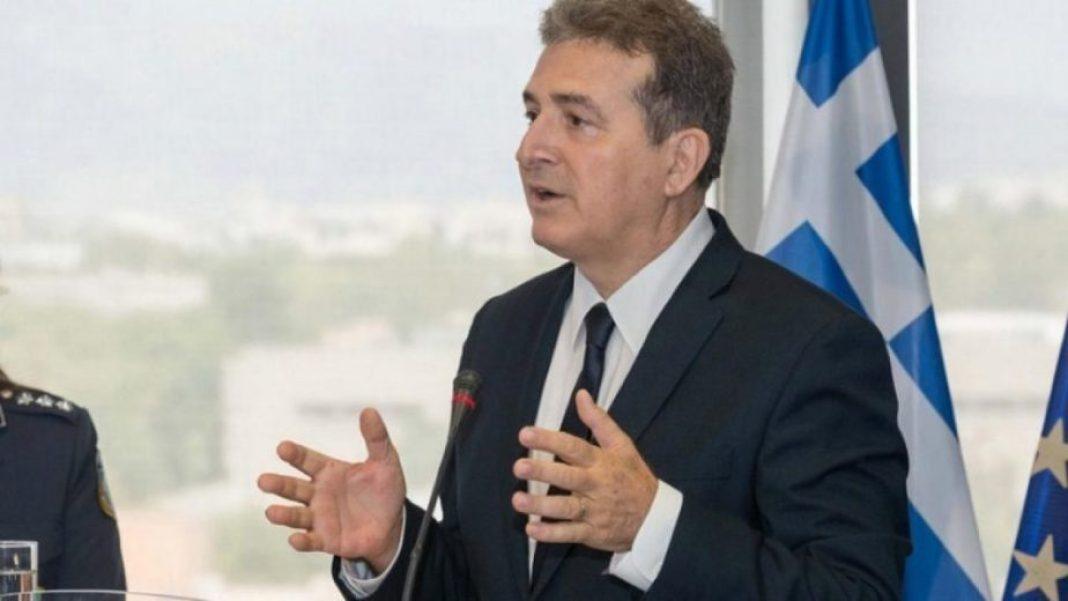 Χρυσοχοΐδης: Σκουπίδια οι καταγγελίες της Τουρκίας για βίαιη απώθηση μεταναστών απ' την Ελλάδα