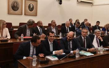 Αναβλήθηκε η συνεδρίαση της προανακριτικής, Πολάκης – Τζανακόπουλος αρνήθηκαν να βγουν από την αίθουσα