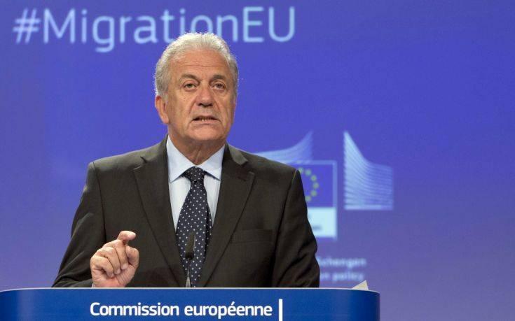 Αβραμόπουλος: Οι ευρωπαϊκές κυβερνήσεις δοκιμάζονται από την προσφυγική κρίση