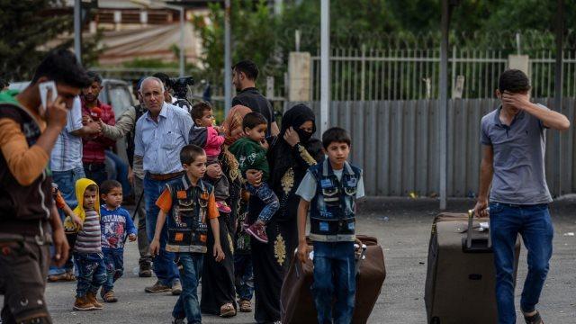 Τουρκία: «Καζάνι που βράζει» το Χατάι, όπου ζουν σήμερα εκατοντάδες χιλιάδες Σύροι
