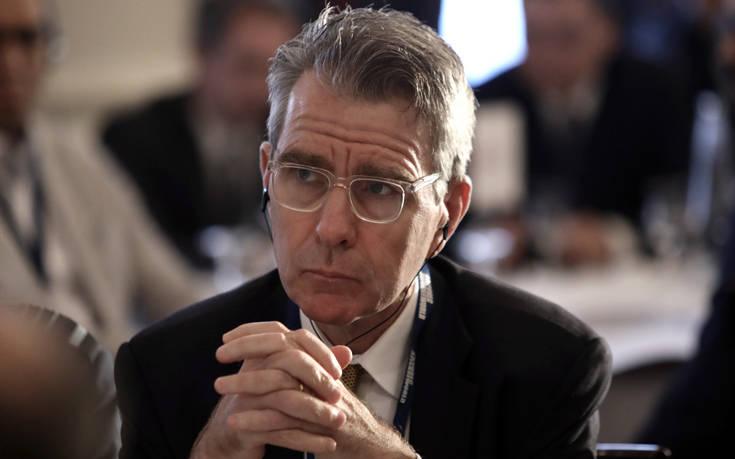 Πάιατ: «Το φερόμενο MOU Λιβύης-Τουρκίας αποτελεί ενέργεια απομάκρυνσης από τη σταθερότητα»