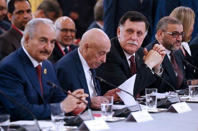 Άκυρη η συμφωνία με Τουρκία λέει ο πρόεδρος της Βουλής της Λιβύης