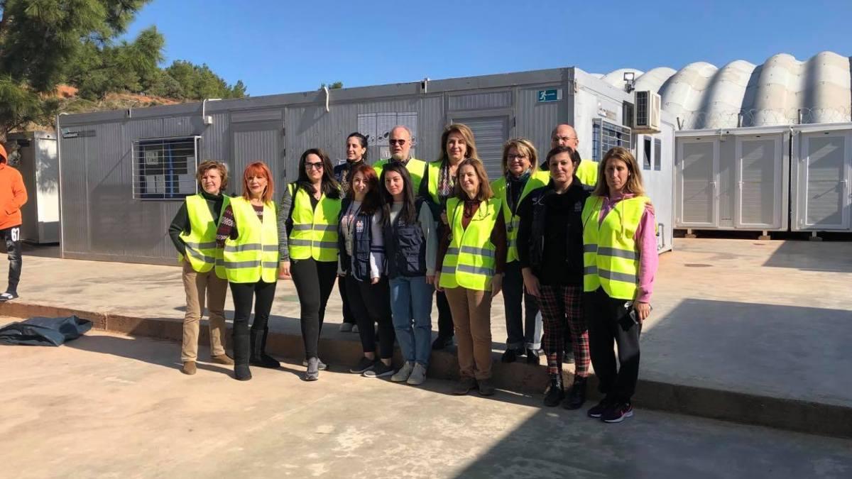 Οι Ροταριανοί της Ελλάδας εμβολιάζουν 1500 προσφυγοπούλα με το 5πλουν εμβόλιο