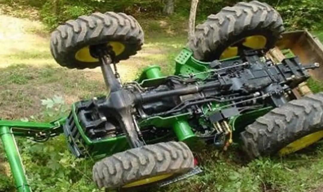 Νεκρός αγρότης στη Νεμέα που τον πλάκωσε το τρακτέρ του