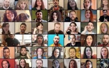 ThesSingers: 40 καλλιτέχνες από τη Θεσσαλονίκη ενώνουν τις φωνές τους και ξορκίζουν όσα η ιστορία έγραψε με μαύρο