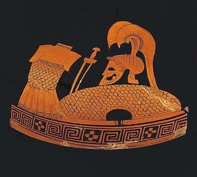 Αρχαίο Κορινθιακό κράνος