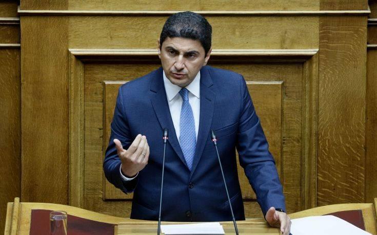 Αυγενάκης: Για πρώτη φορά η Πολιτεία ενισχύει απευθείας με 12 εκατ. ευρώ τα ερασιτεχνικά σωματεία