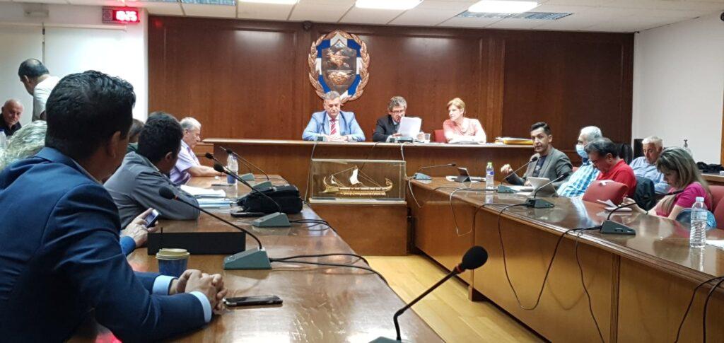 Η μεγάλη βόμβα που ακούστηκε στο δημοτικό συμβούλιο Κορινθίων