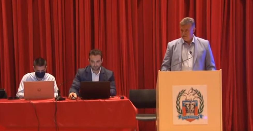 Παρουσιάστηκε το εργαλείο ανάπτυξης του Δήμου Κορινθίων