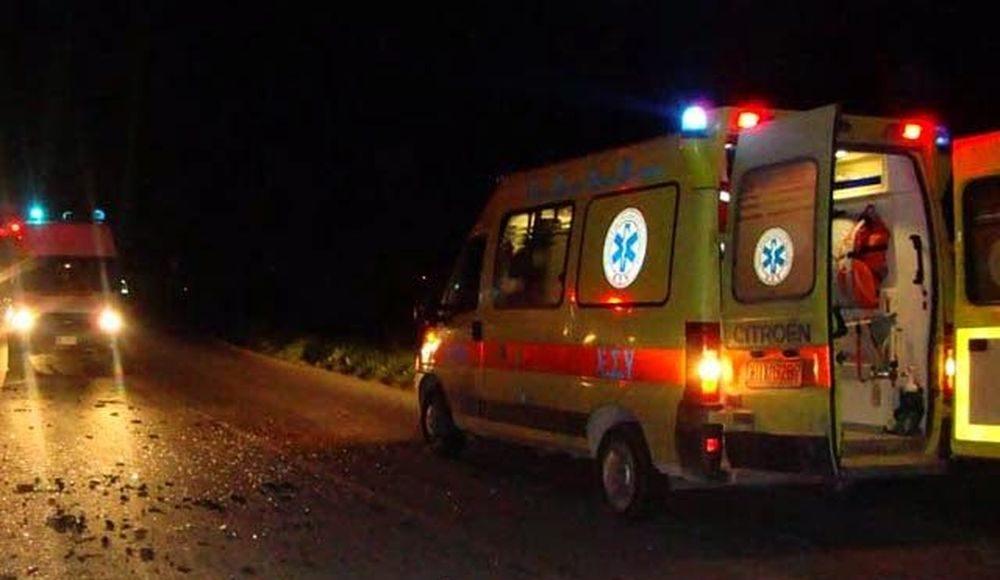 Αμάξι παρέσυρε γυναίκα στους καταρράκτες στο Λουτράκι