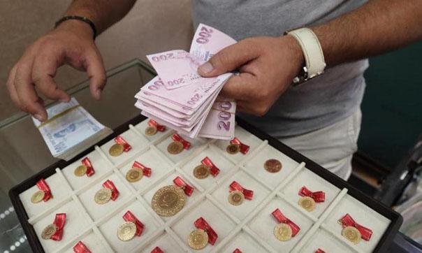 Πανικός Στην Τουρκία: Πουλάνε Σπίτια Και Αυτοκίνητα Για Να Αγοράσουν Χρυσό.