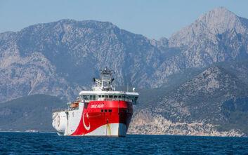 Oruc Reis: Τι απαντά η Αθήνα στις γερμανικές πιέσεις για διάλογο με Τουρκία