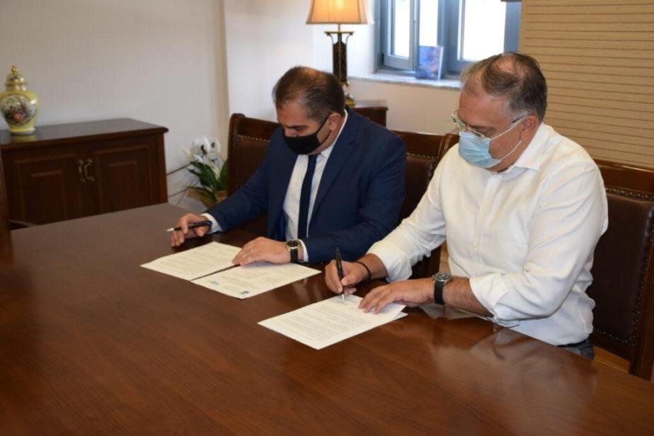 Υπεγράφη το έργο για τον κεντρικό αγωγό υδροδότησης σε Καλαμάτα και Μεσσήνη ύψους 11,1 εκατ.