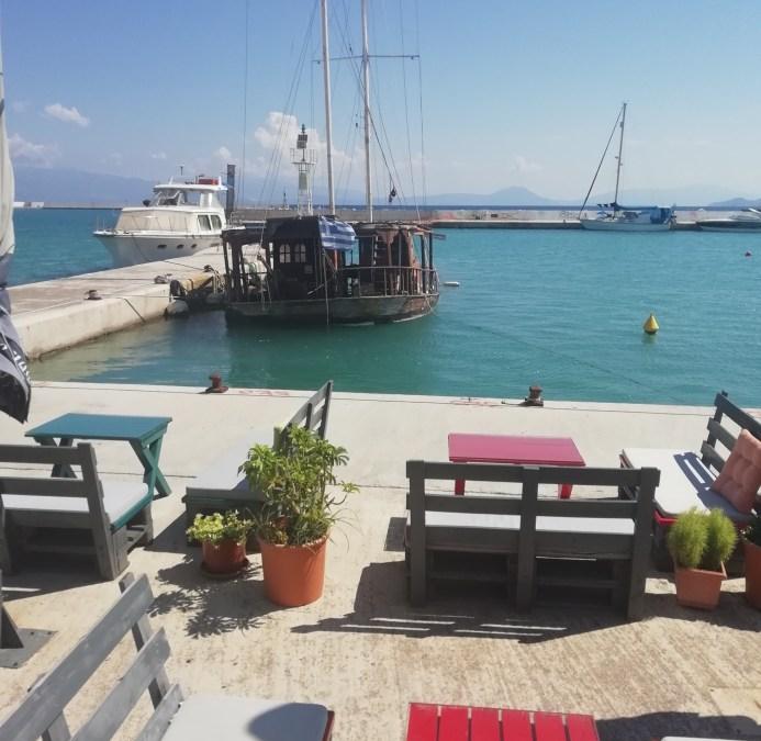Ζαχαρόπουλος: ΒΟΥΛΙΑΞΕ ιδιωτικό σκάφος στο Αλιευτικό Καταφύγιο του Κιάτου ΜΑΖΙ με την Δημοτική αρχή του Δήμου Σικυωνίων.