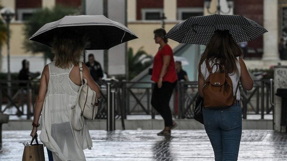 Χαλάει ο καιρός το επόμενο διήμερο: Σε ποιες περιοχές θα έχουμε βροχές και καταιγίδες