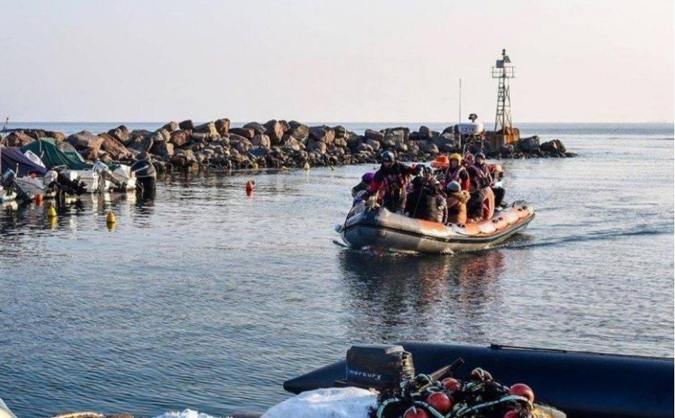Την κάνουν σιγά σιγά οι ΜΚΟ από τα νησιά