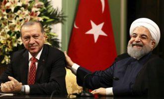 IsraelHayom: Το Ισραήλ και τα αραβικά κράτη εναντίον του Ιράν και της Τουρκίας