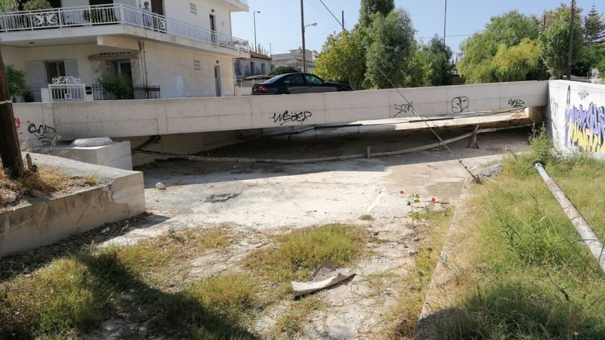 Ζαχαροπουλος: Καμία πρόοδος στα αντιπλημμυρικά στο Δήμο Σικυωνίων