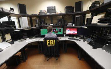 «Βόμβα» από FBI για τις εκλογές στις ΗΠΑ