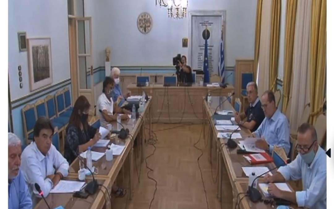 Δεν κατέληξε σε απόφαση για τη ΣΔΙΤ απορριμμάτων το Περιφερειακό Συμβούλιο