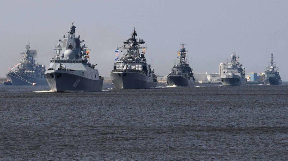 Τουρκική προκλητικότητα: Νέες NAVTEX από την Άγκυρα για ρωσικές ασκήσεις με πραγματικά πυρά στην Ανατολική Μεσόγειο