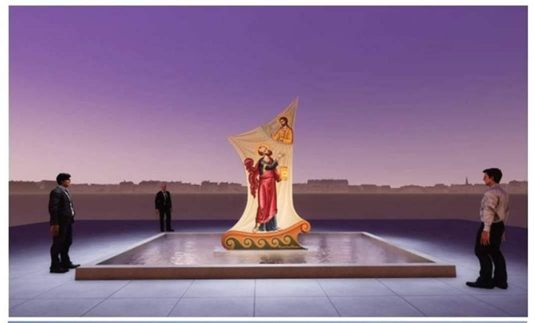 Νέο άρθρο Κάτσουρα για το μνημείο του Απ. Παύλου στην Πλατεια