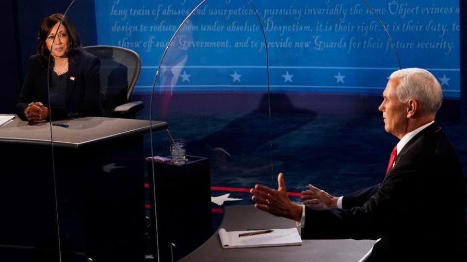Εκλογές ΗΠΑ: Η…μάχη των αντιπροέδρων νίκησε αυτή των Προέδρων