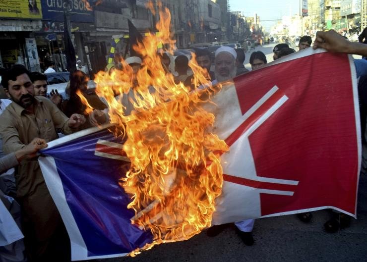 Σώτη Τριανταφύλλου: Ισλάμ και Ισλαμοαριστερά διαλύουν σιγά-σιγά την Ευρώπη