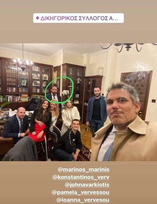 Ο Μπογδάνος φέρνει στη Βουλή τα γλέντια των δικηγόρων…