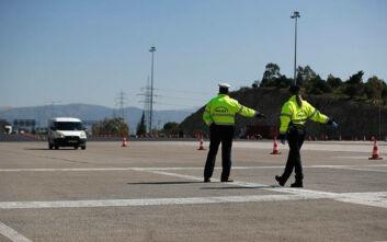 Πάνω από 70.000 οχήματα πέρασαν τα διόδια Αθηνών-Κορίνθου και Αθηνών-Λαμίας πριν το lockdown