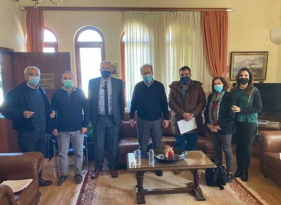 Η συντήρηση της σιδηροδρομικής γραμμής Κόρινθος – Ναύπλιο σε τηλεδιάσκεψη με τον ΟΣΕ την ερχόμενη Τρίτη 24 Νοεμβρίου