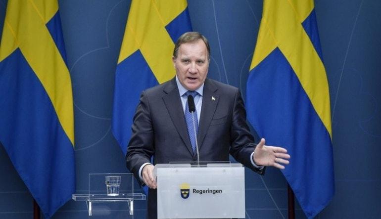 Λεβέν: Η Σουηδία δοκιμάζεται από την πανδημία