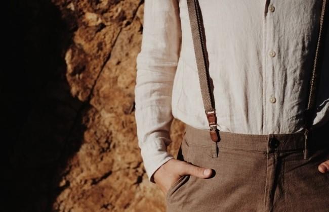 Οι top συνδυασμοί με τιράντες για το ανδρικό ντύσιμο