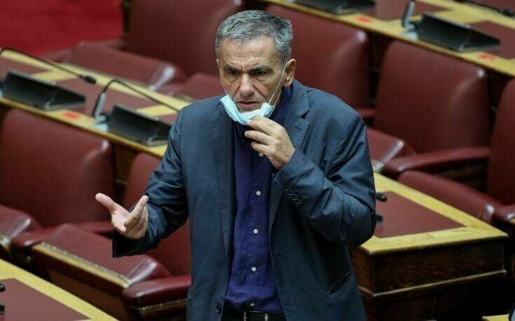 Τσακαλώτος: Όσο και να το βασανίζει ο κ. Σταϊκούρας, η Ελλάδα παραμένει στον πάτο της Ευρώπης σε δαπάνες για την αντιμετώπιση του κορονοϊού