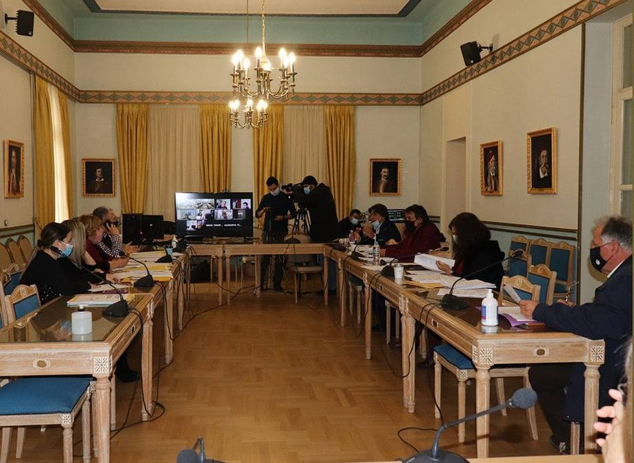 Σημαντικές αποφάσεις για έργα στην Κορινθία έλαβε η Οικονομική Επιτροπή της Περιφέρειας Πελοποννήσου