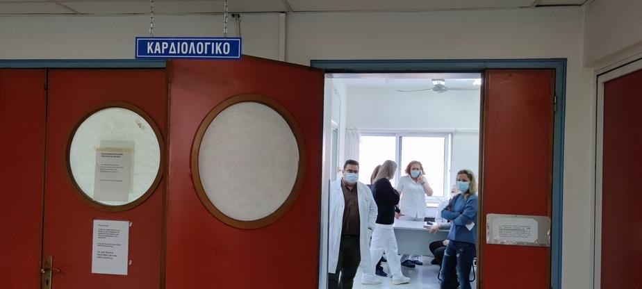 Ξεκινούν οι εμβολιασμοί στο Νοσοκομείο Κορίνθου