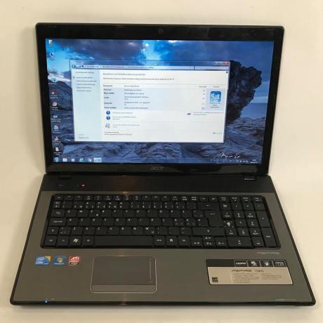 Acer Aspire 7741G (Fint skick)